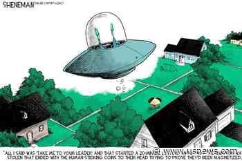 President Joe Biden, Vladimir Putin and Israel: The Week in Cartoons for June 14-18 | US News - U.S. News & World Report