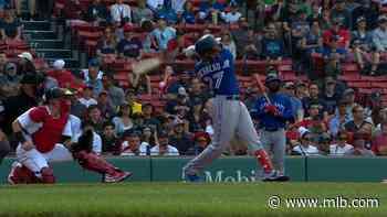 Vladimir Guerrero Jr.'s 20th HR | 06/12/2021 - MLB.com