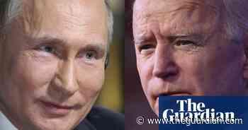 Vladimir Putin says Biden 'radically different' after impulsive Trump - The Guardian
