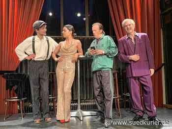 Singen: Wiederbelebung des Schauspiels: Ein Theaterabend ohne Abstand - SÜDKURIER Online