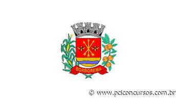 Prefeitura de Borborema - SP divulga novo Processo Seletivo para estagiários - PCI Concursos