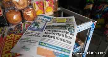 """El """"pregonero"""": un personaje emblemático vuelve a Venezuela para resucitar al diario de papel - Clarín"""