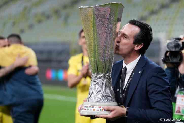 Unai Emery celebra conquista do Villarreal na Liga Europa: 'Merecemos vencer' - ISTOÉ Independente - ISTOÉ
