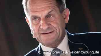 DOSB-Präsident Hörmann gibt Amt im Dezember auf