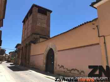 Patrimonio toma conocimiento de las obras del Convento de Santa Sofía de Toro y de la iglesia de Revellinos - Zamora News