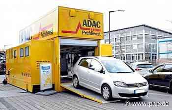 ADAC bietet kostenlose Bremsen- und Stoßdämpfertests an - Passauer Neue Presse