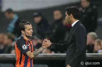 Bernard describes exactly how Paulo Fonseca boosted his game at Shakhtar Donetsk - Qlur.com