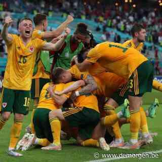 Live - Wales doet gouden zaak dankzij 2-0 overwinning tegen Turkije