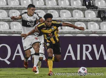 Melhores momentos da goleada do Olimpia sobre o Táchira pela Libertadores - Gazeta Esportiva