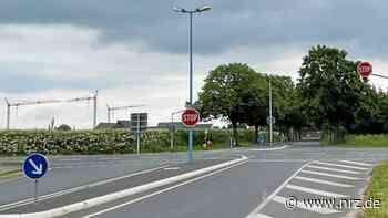Bedburg-Hau: SPD will die Entschärfung der B 57-Kreuzung - NRZ