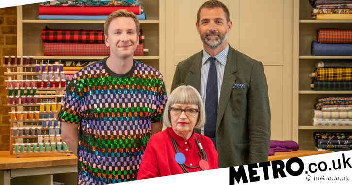 Who is in The Great British Sewing Bee final?