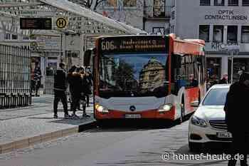 Bushaltestellen im Musikerviertel werden barrierefrei - Honnef heute