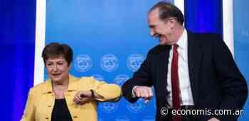 El Banco Mundial y el FMI ponen en marcha el Grupo Asesor de Alto Nivel sobre Recuperación y Crecimiento Sostenibles e Inclusivos - economis.com.ar