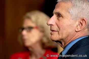 Fauci pushes back on notion that US officials downplayed possibility of Covid lab leak