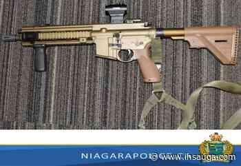 Niagara Falls man facing firearm-related charges - insauga.com
