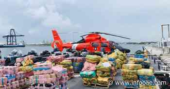Florida: decomisaron cargamento de cocaína valuado en 143 millones de dólares - infobae