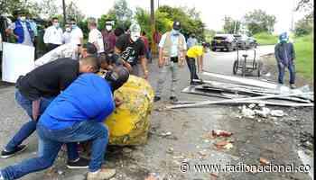 Levantan bloqueo en Florida, Valle del Cauca - http://www.radionacional.co/