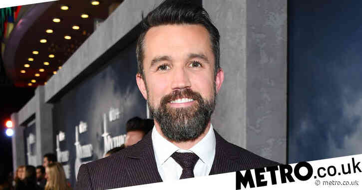 It's Always Sunny's Rob McElhenney cheers Wales on as they beat Turkey at Euro 2020