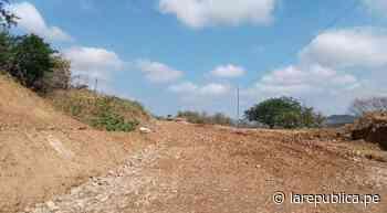 Tumbes: rehabilitan carretera Rica Playa Bocana con 20 millones de soles - LaRepública.pe