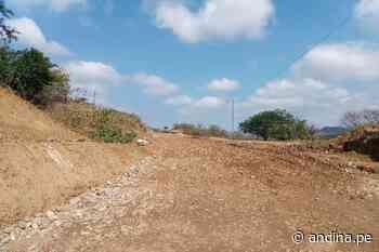 Tumbes: intervienen carretera Rica Playa Bocana-La Choza con S/ 20.7 millones - Agencia Andina