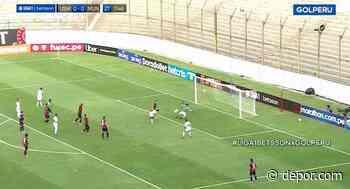 Se pone en ventaja: Franco Zanelatto marcó el 1-0 para San Martín vs. Municipal [VIDEO] - Diario Depor