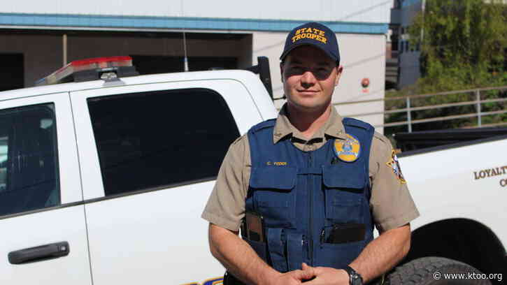 Wrangell's new wildlife trooper knows what it's like to make a mistake