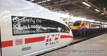 Paris – Edinburgh route proposed under French start-up Midnight Trains' hotel train plan - Railway Gazette International