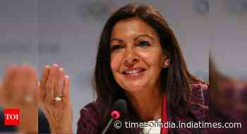 Paris mayor hints at bid to be France's first woman president - Times of India