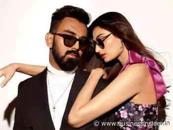 French luxury eyewear brand NUMI Paris ropes in Athiya Shetty and KL Rahul as its brand ambassadors - Business Insider India