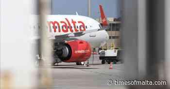 Air Malta cuts UK flights and refocuses on Paris and Amsterdam - Times of Malta