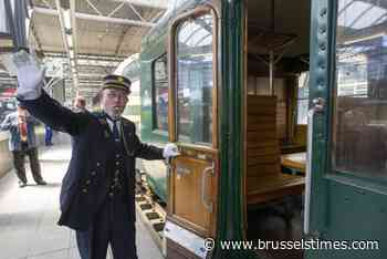 175 years of Brussels-Paris by train: from 21 hours to just 1 hour 22 minutes - The Brussels Times