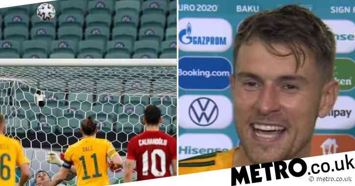 Aaron Ramsey teases Gareth Bale over shocking penalty miss against Turkey