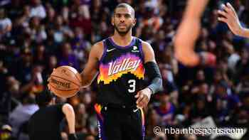 Chris Paul out indefinitely, enters COVID health, safety protocols