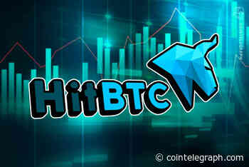 HitBTC Launches Its Native Utility Token - HIT - Cointelegraph