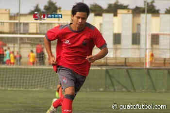 Chimaltenango anuncia la contratación de un jugador formado en Municipal - Guatefutbol.com