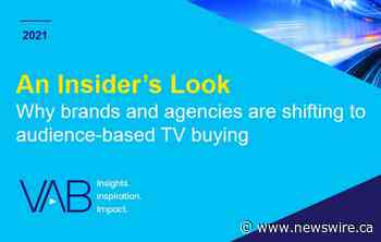 Audience-Based TV Buying Is On The Rise, Reveals New Survey of Agencies and Brand Marketers