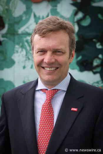 Claus Wünschmann es el nuevo Presidente de la Cámara Mexicano-Alemana de Comercio e Industria