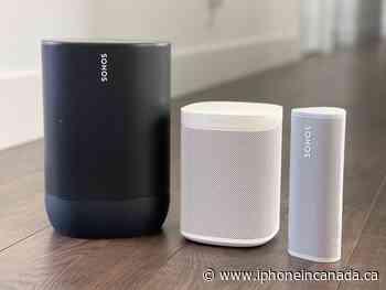Sonos Speaks at Antitrust Hearing, Slams Apple, Google and Amazon - iPhone in Canada