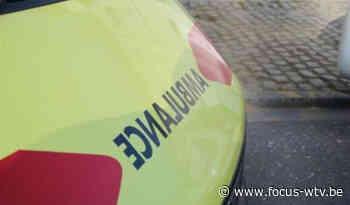 Fietser zwaargewond na ongeval in Houthulst - Focus en WTV