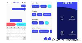 Cómo es Háblalo, la app argentina que usa Esteban Bullrich para hablar con su hija de 6 años - infobae