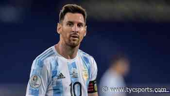 Selección Argentina: mensaje de Messi en la previa con Uruguay - TyC Sports