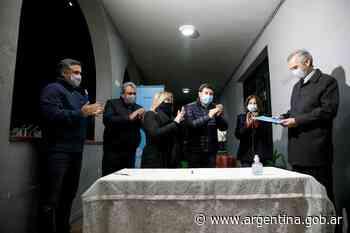 Presentamos el Operativo Abrigar desde la parroquia San Cayetano en Liniers - Argentina.gob.ar Presidencia de la Nación