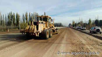 Río Negro: transformación en autopista de la RN22 - Argentina.gob.ar Presidencia de la Nación