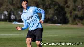 """Luis Suárez espera un debut """"complicado"""" frente a la Argentina de Messi - Mundo Deportivo"""