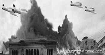 16 de Junio de 1955: la Argentina bombardeada - infobae