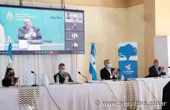 Acuerdo con La Pampa para fomentar inversiones y crear 1.000 empleos - Argentina.gob.ar Presidencia de la Nación