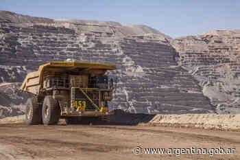 Secretaría de Minería y la Embajada de Argentina en Mexico realizaron un seminario de inversiones mineras - Argentina.gob.ar Presidencia de la Nación