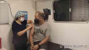 Argentina continúa la distribución de las vacunas anticoronavirus que produjo con México - Anadolu Agency