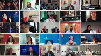 Argentina participó en el encuentro de Deputies del G20 previo a la reunión de ministros de Finanzas y presidentes de Bancos Centrales - Argentina.gob.ar Presidencia de la Nación