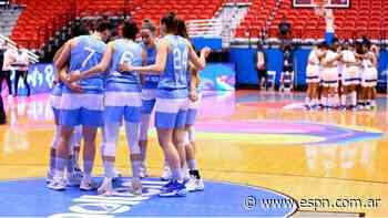 Argentina, eliminada de la Americup femenina por más casos positivos de Covid-19 - ESPN